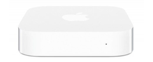 AirMac Expressを購入し、Macbook Airで快適な無線LAN!
