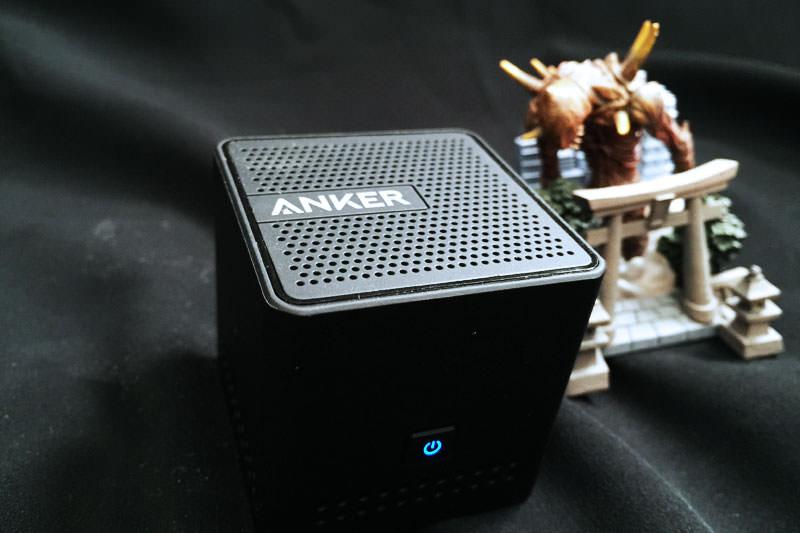 Anker ポケットサイズ Bluetooth ポータブルワイヤレススピーカー