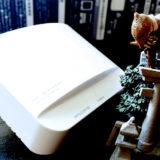 Wi-Fiの電波が悪いなら無線LANの中継器がおすすめ!【WTC-300HWH/ELECOM レビュー】